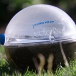 太陽の光で汚水を浄化し、飲み水に変える Solarball(ソーラーボール)