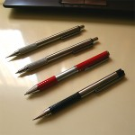 ZEBRAボールペンとシャーペン(日本未発売モデル)のデザインにホレた