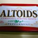 中身よりも愛されてる?アルトイズ (ALTOIDS) 缶の魅力