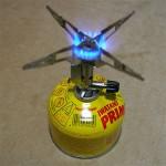 軽量・コンパクト・パワー 3拍子そろった PRIMUS(プリムス) ウルトラバーナー P-153