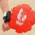 Kingii(キンジー) ライフジャケット(救命胴衣)よりも使い勝手の良さそうなリストバンド型救命具