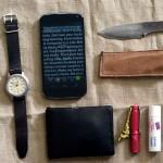 海外旅行・バックパッカーの持ち物やEDCの参考になる!多くの外国人が持ち歩く物トップ10