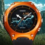 CASIO(カシオ) WSD-F10 アウトドア向けのタフな高性能スマートウォッチ