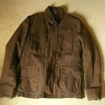 M-65 フィールドジャケット ライナー着脱可能で体温調節に優れたミリタリー系アウター