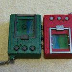 初代デジモン(デジタルモンスター)の携帯液晶ゲーム機を発掘した