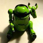 千値練 35メカトロウィーゴ すーぱー レトロフューチャーなデザインの可動式ロボットフィギュア