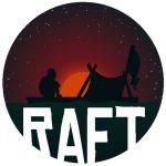 Raft(ラフト) 漂流物だけでイカダを拡張して海上サバイバル生活するゲーム