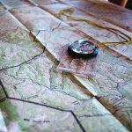 登山や軽い山歩きへ行く時も地図やコンパスは必要か?