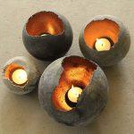【DIY】セメントクラフト コンクリートやモルタルで植木鉢やインテリア小物を自作する