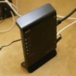 NEC Aterm WG1200HS2 無線LANルーターを10年以上ぶりに買い替え