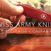 Victorinox (ビクトリノックス) スイスアーミーナイフには純正ピンを収納するための穴