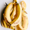 バナナの皮を液体肥料に再利用 カリウムやミネラルが豊富で植物がよく育つ