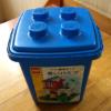 LEGO(レゴ) 基本セット 青いバケツ 4267 古き良き時代の面影を残すブロック